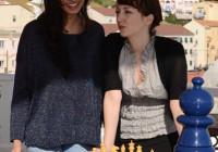 Tania Sachdev and Elisabeth Paehtz