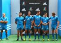 Italian Rugby Federation Unveils New adidas Kit