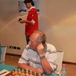 il leggendario teorico degli scacchi: GM Evgeny Sveshnikov