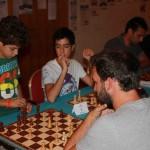 I due fratellini Izzo giocano in coppia. Foto di Volfango Rizzi (SPQeR).