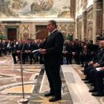 PresidenteFIR_discorsoalPapa