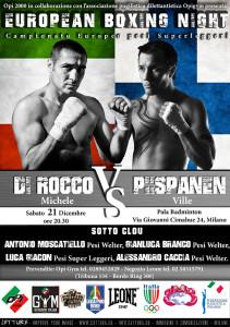 Poster Michele Di Rocco