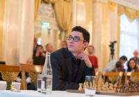 Fabiano Caruana. Foto di Maria Emelianova.
