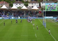 Il Zebre Rugby sconfitto dai Guerrieri di Glasgow termina all'ultimo posto il campionato.
