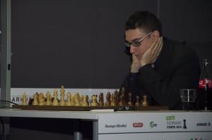 Fabiano Caruana. Foto dal sito ufficiale.