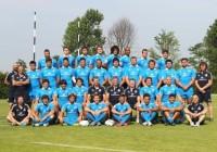La Nazionale Emergenti 2014. Foto FIR.