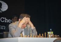 Boris Gelfand. Fotografie di Maria Emelianova.
