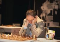 Boris Gelfand. Foto di Maria Emilanova.