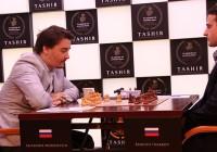 La Morozevich-Inarkiev: partita dalle tante occasioni mancate.