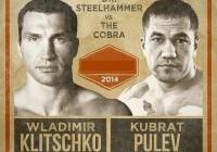 Wladimir Klitschko-Pulev