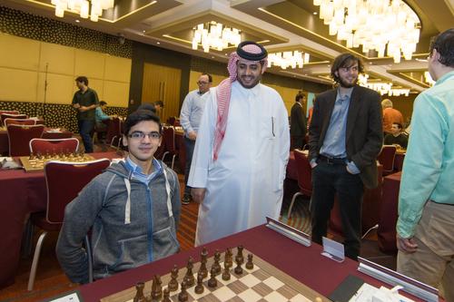 Anish Giri: una grande prestazione per lui: e supera Kramnik nella lista elo.