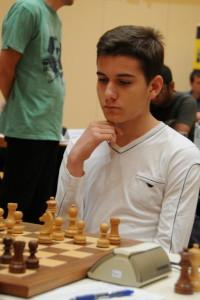 Luca Moroni alla Mitropa. Foto dal sito ufficiale.