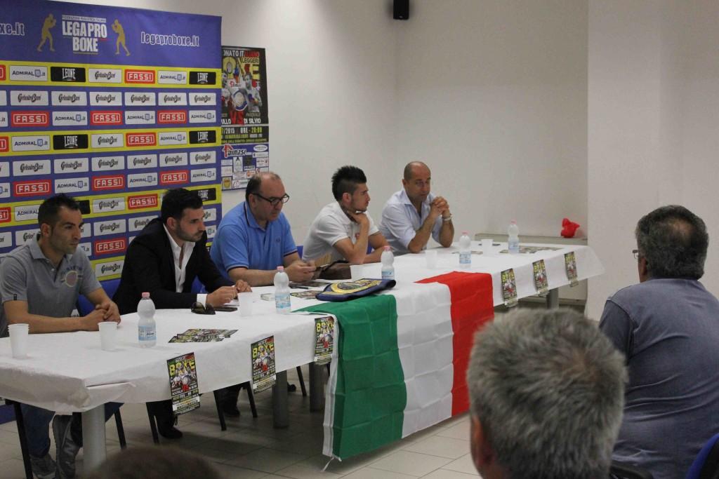 Da sinistra: Buratto, Dimasi, Loreni, Acatullo, Barbieri. Foto di SPQeR.
