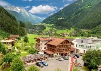L'idilliaco paese di Mayrhofen.