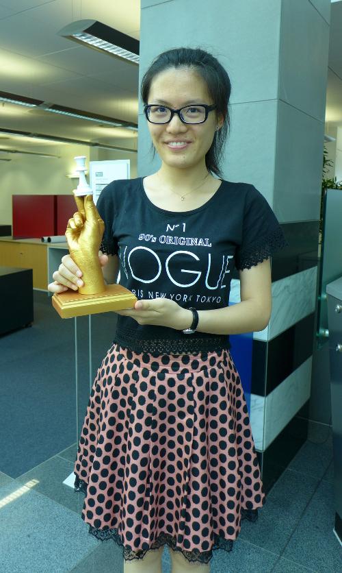 Hou Yifan: giocatrice ostica per Caruana in una partita che l'italiano deve vincere.