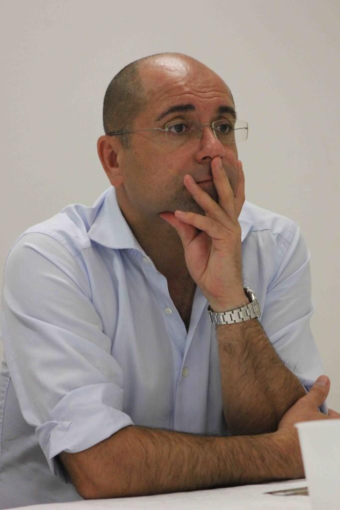 Carlo Barbieri, Sindaco di Voghera. Foto di SPQeR.