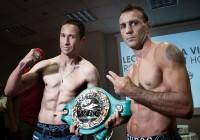 Diaz vs Marsili, titolo Mondiale Silver WBC. Foto di Renata Romagnoli.