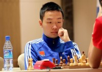Il 16enni Wei Yi promosso ai quarti.