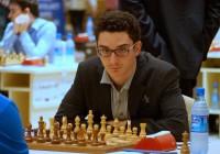 Fabiano Caruana. Foto di Paul Truong.