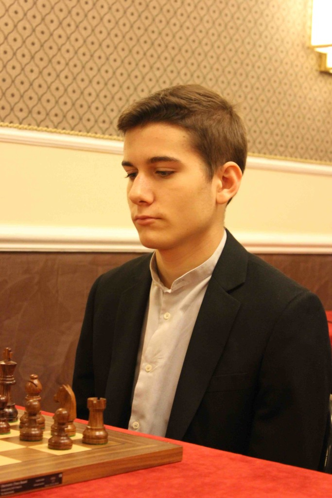 Luca Moroni: norma di Grande Maestro per lui.