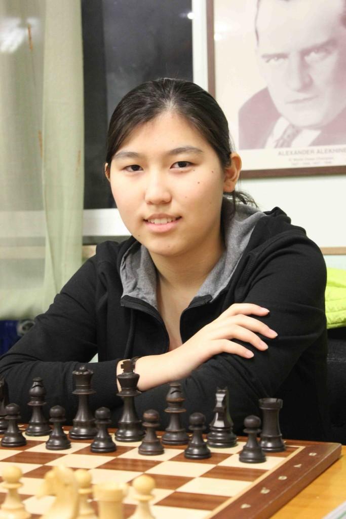 La vincitrice del torneo. Fotografie di SPQeR.
