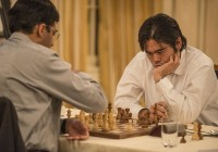 """Anand-Nakamura: ottima impressione per due Candidati al titolo mondiale che tra un mese si riaffronteranno nel """"torneo che conta""""."""