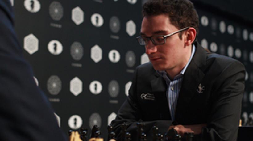 Caruana: oggi la sua prima vittoria nel Torneo dei Candidati.