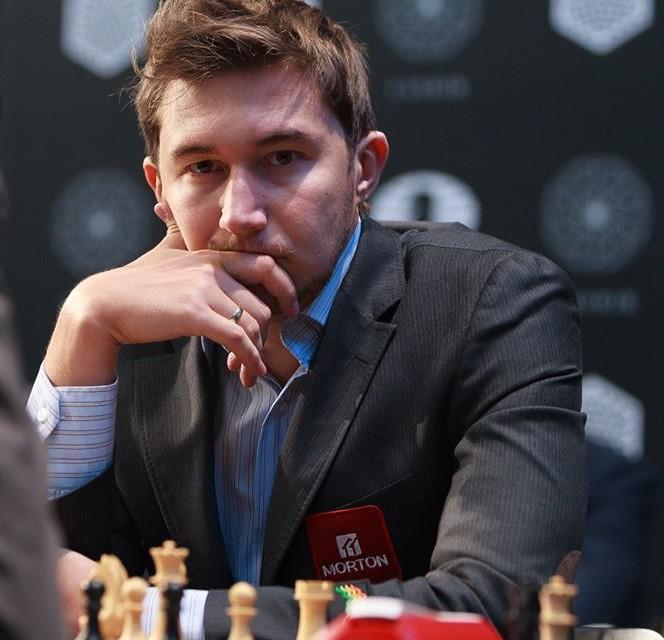 Sergey Karjakin.