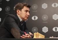 Sergey Karjakin disputerà la finale mondiale.