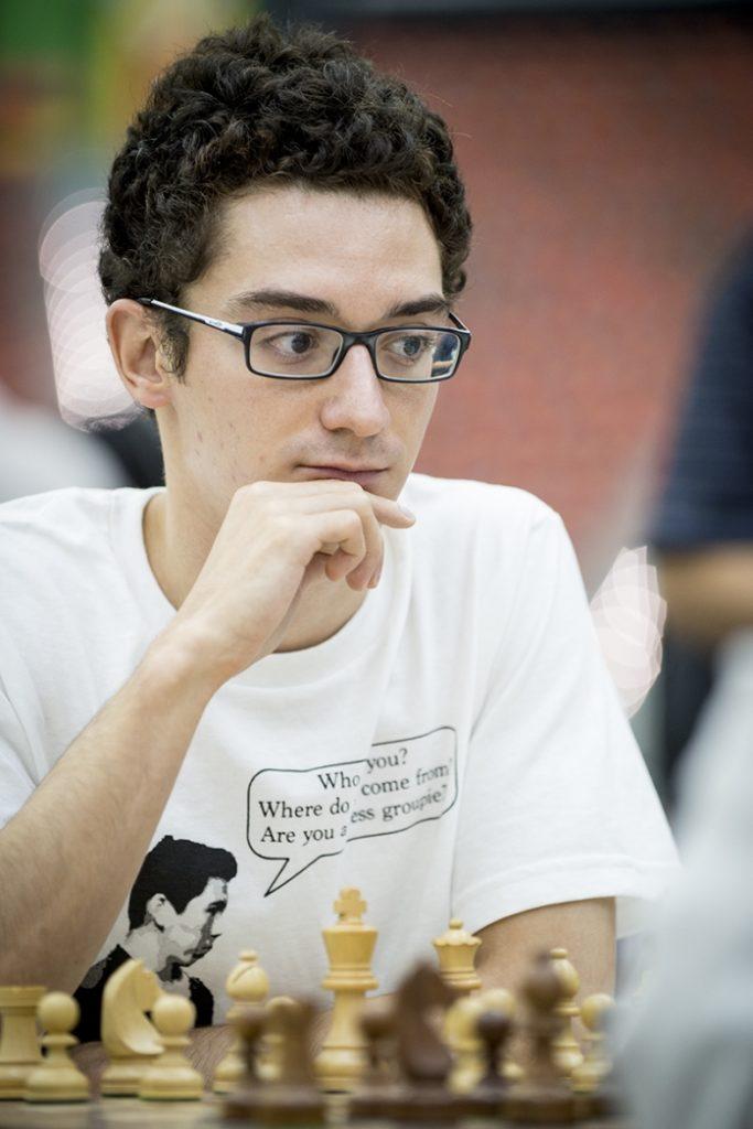 Fabiano Caruana: oro di squadra e bronzo individuale.