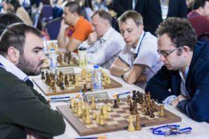 Azerbaigian-Ucraina: grande sfida al nono turno.