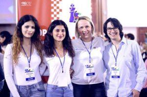 Di Benedetto, Gueci, Zimina e Brunello. Fotografie dal sito ufficiale.