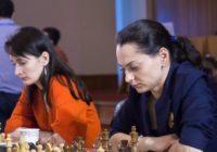 Due medaglie d'oro per le prime due scacchiere russe nel femminile.