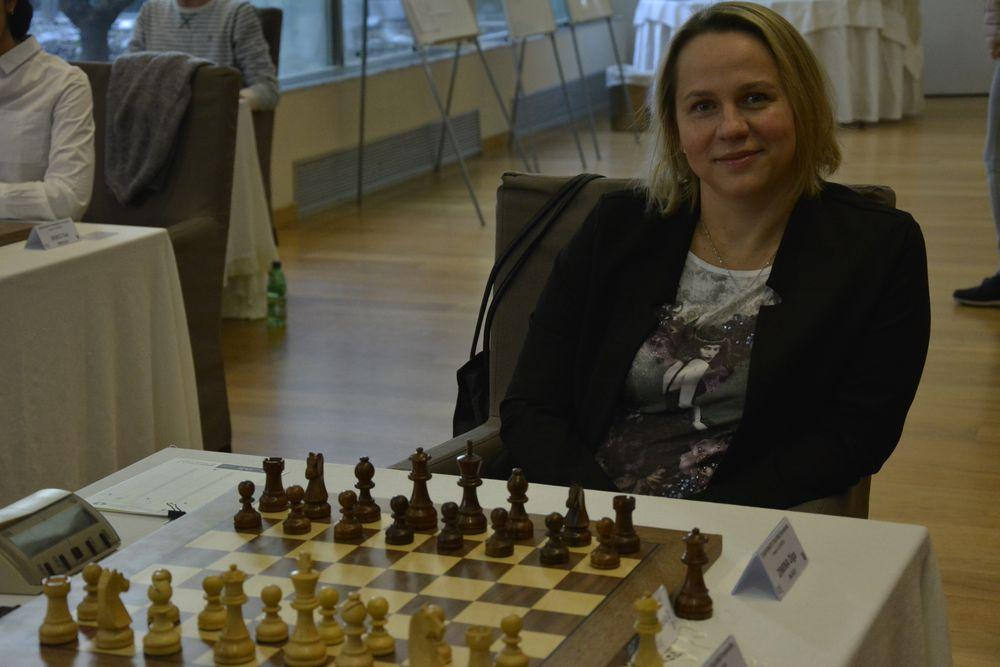 Olga Zimina ai Campionati Italiani Femminili 2018. Foto: FSI.