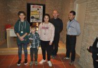 Il podio Under 14.