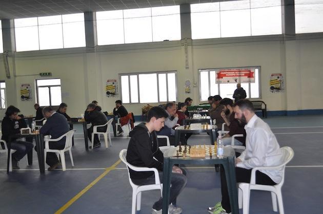 Prime scacchiere