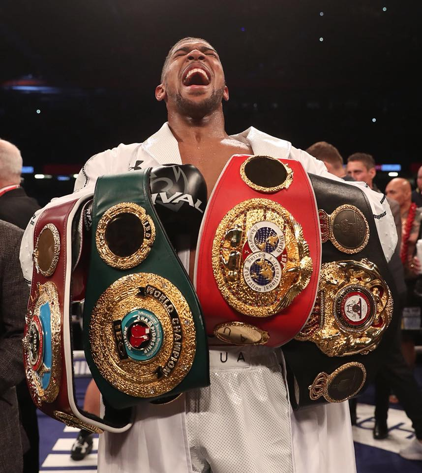 Joshua 4 belts