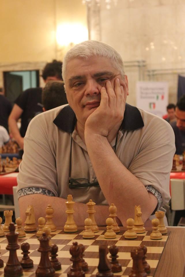 Il neo Maestro Mario Baldizzone.