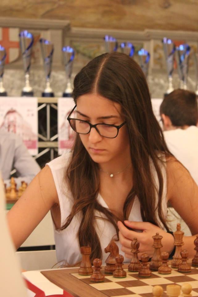 Alessia Santeramo vince la semifinale vincendo tutte le partite del girone di ritorno.