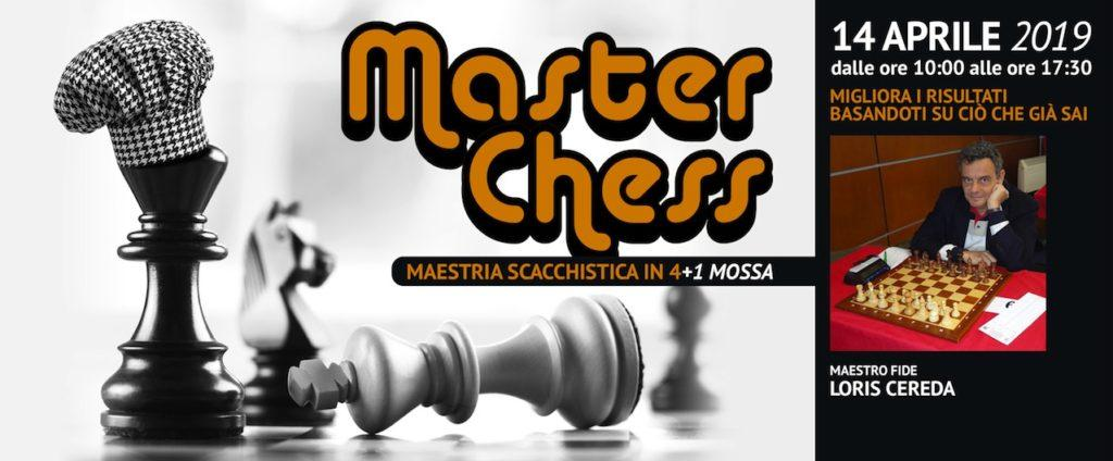 2019 MasterChess 14 aprile bassa