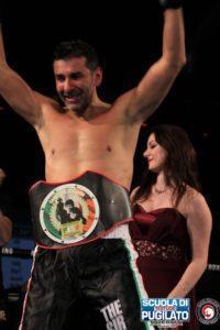 Marcello Gasperini vince il titolo italiano