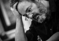 Alberto David. Foto di Romualdo Vitale.