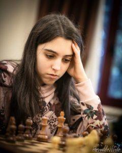 Marianna Raccaniello: Campionessa Under 18.