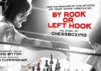 By rook or left hook